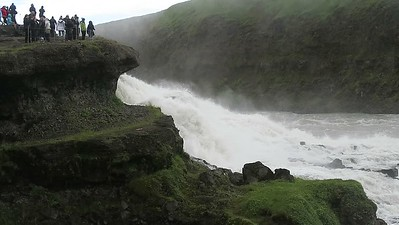 Godafoss Waterfall  - Digest Movie