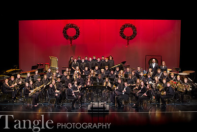 Yearbook - Band and Choir 2014