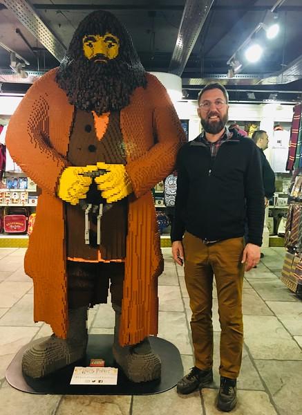 Hamley_s with Hagrid and Brokamp.JPG