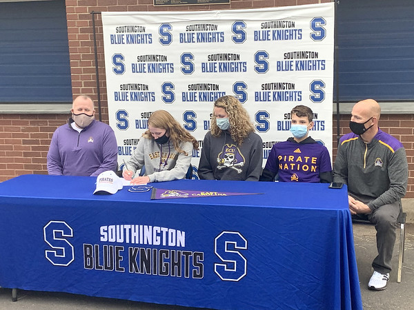 Southington Signing 11-17-20