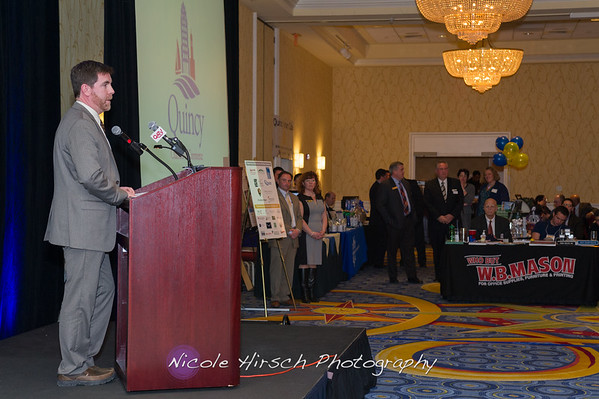 Quincy Chamber of Commerce Event 2015