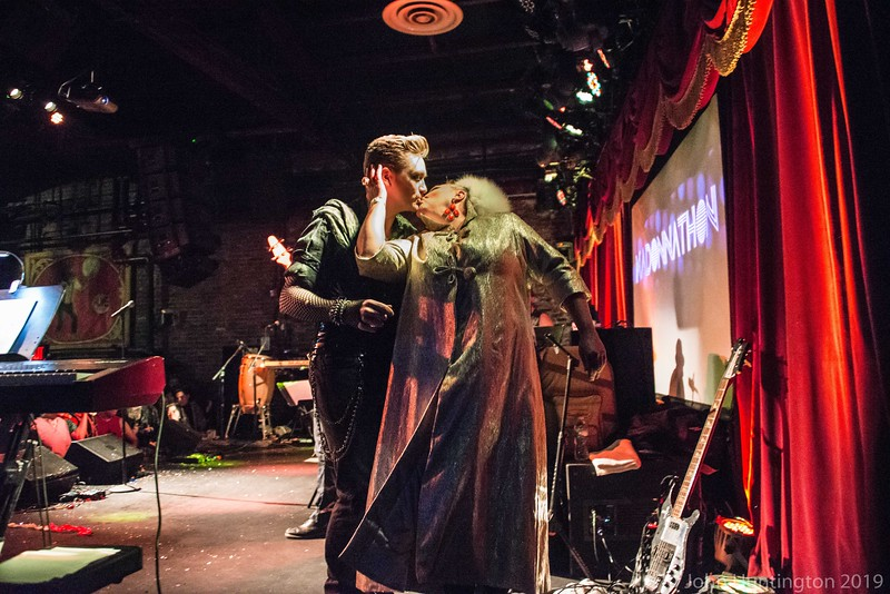 Cathyland's Madonnathon at Brooklyn Bowl, August 22, 2015