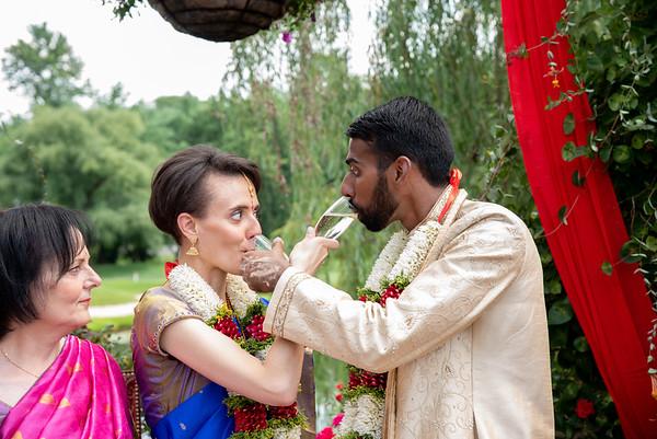 Rahaf & Naveen's Wedding