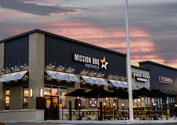 Mission BBQ Grand Opening