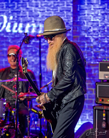 Billy Gibbons @ Iridium