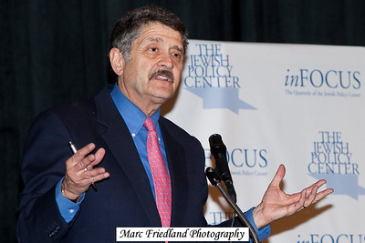 Michael Medved Event-Jewish Policy Center