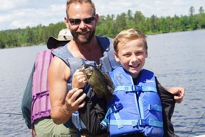 MN DNR Sponsored Fishing Trip 1