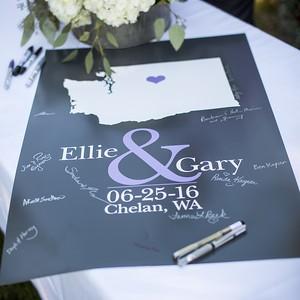 Ellie and Gary's Wedding Album