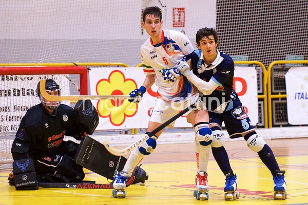 Correggio Hockey vs GS Hockey Trissino