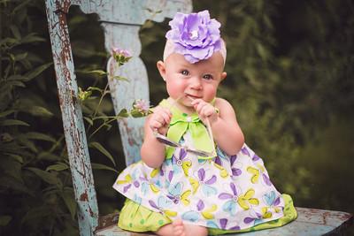 Gracelynn - 6 Months