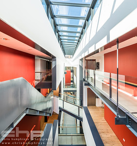 Carnegie Library & Galleries - Interior Photography