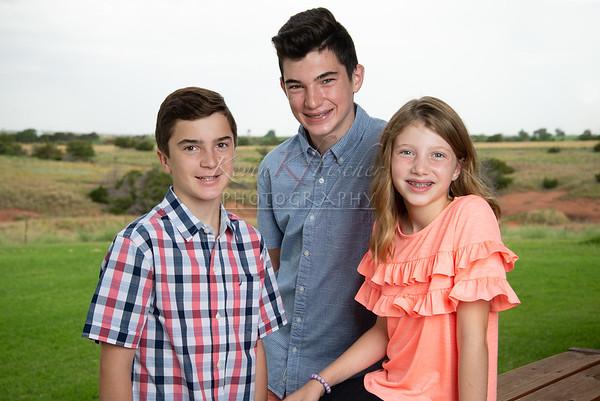 Luke, Nick, & Ellie Jett~7/14/18