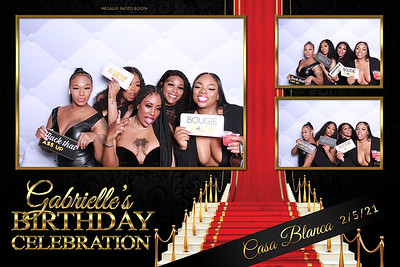 Gabrielle's Birthday Celebration Prints