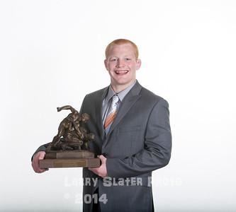 Chance Marsteller, Dave Schultz High School Excellence