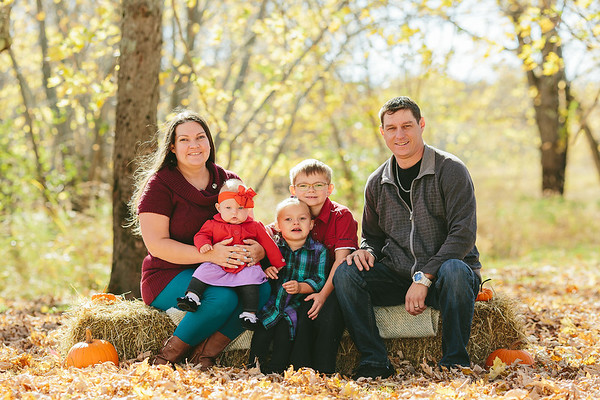 Fall Family Mini Sessions-The Monahans