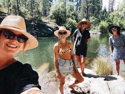 Arnold girls trip august 2020