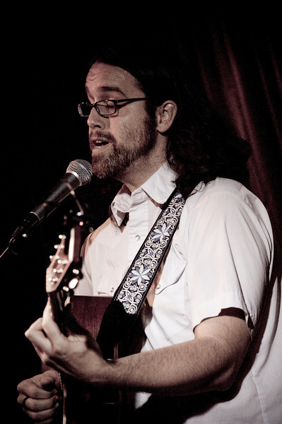 Brian Chartrand Concert 2009