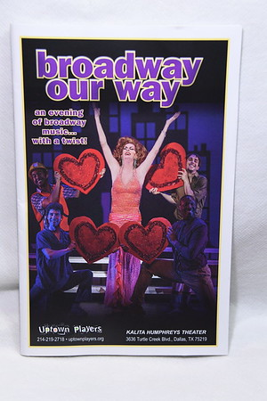 1-16-2020 Broadway Our Way Opening @ Uptown Players