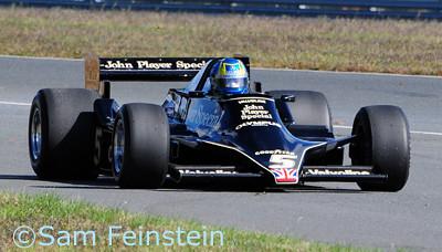 Historic Formula One Visits NJMP (2010)
