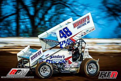 Williams Grove Speedway - 4/14/17 - Nicole Signor