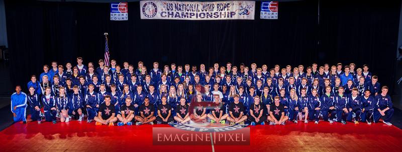 2012 US National Jump Rope Team