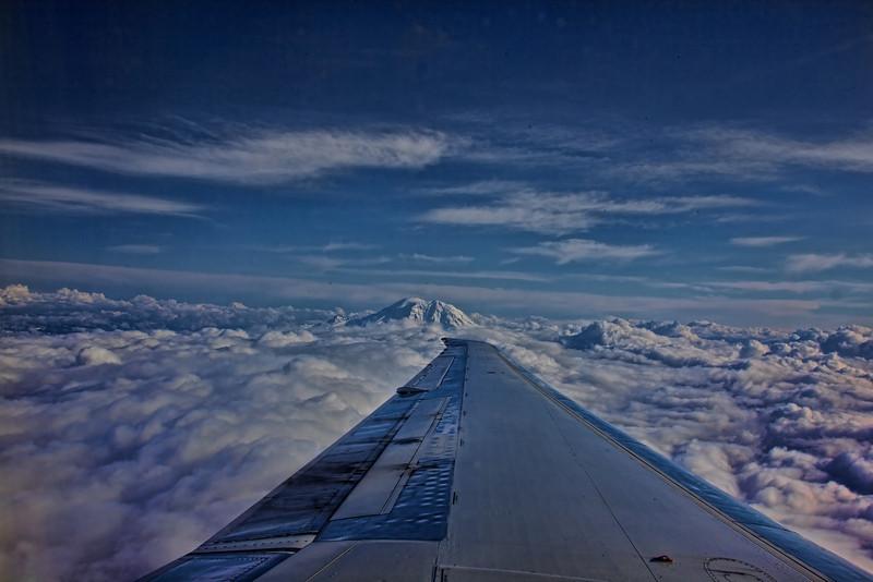 Mt. Rainier Summit Attempt