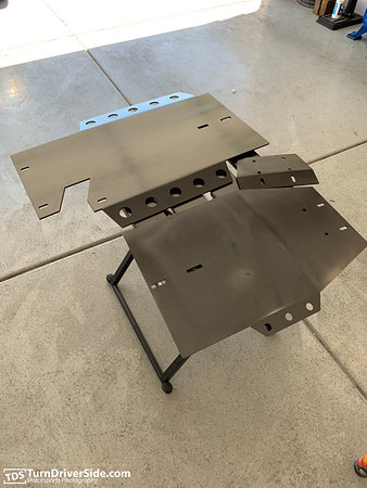 Alter Ego Belly Ban Skid Plate 2000 Suzuki Grand Vitara