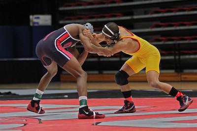 Wrestling VS VMI