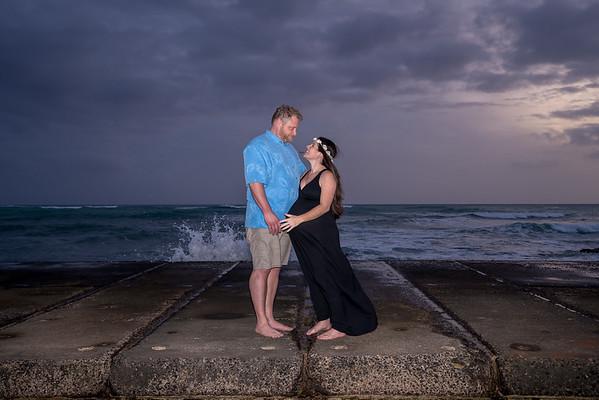 Ben & Brandi Maternity