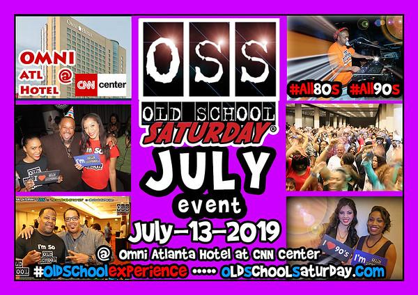 Jul.13.2019 OSS @ Omni CNN Center ::: ATL, GA, USA