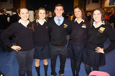 Open House, Marian Catholic High School, Hometown (1-26-2014)