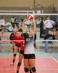 2013 Volleyball Festival Action
