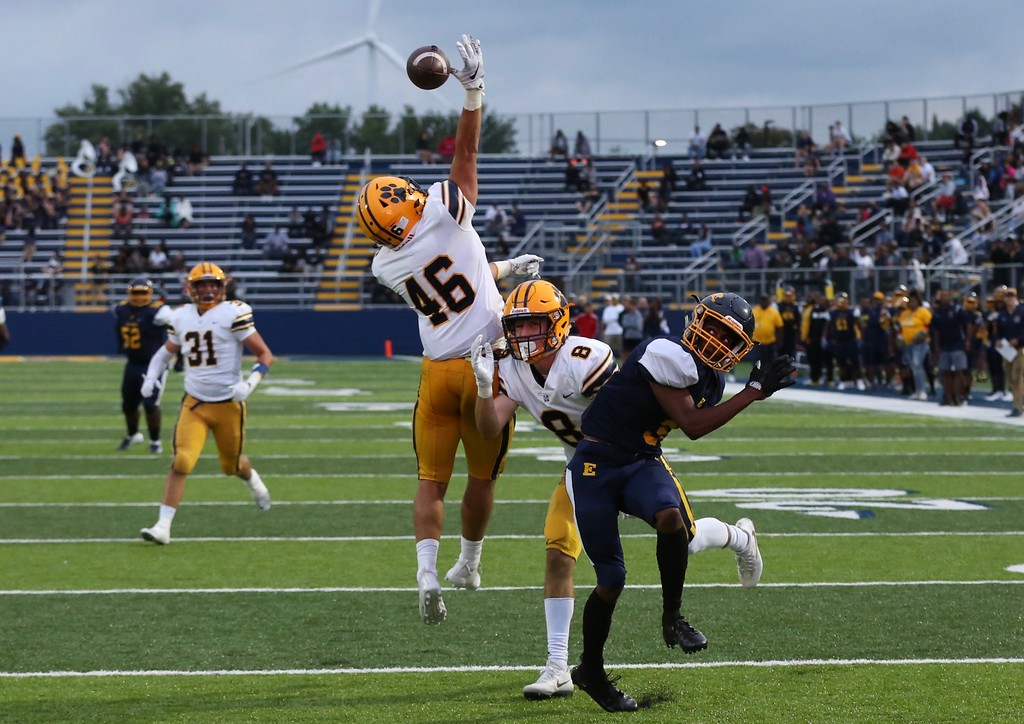 . Tim Phillis - The News-Herald St. Ignatius vs. Euclid