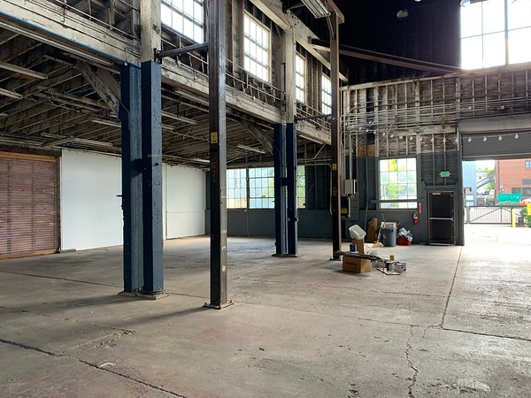 The North Warehouse