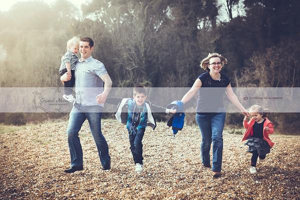 Jess Family shoot