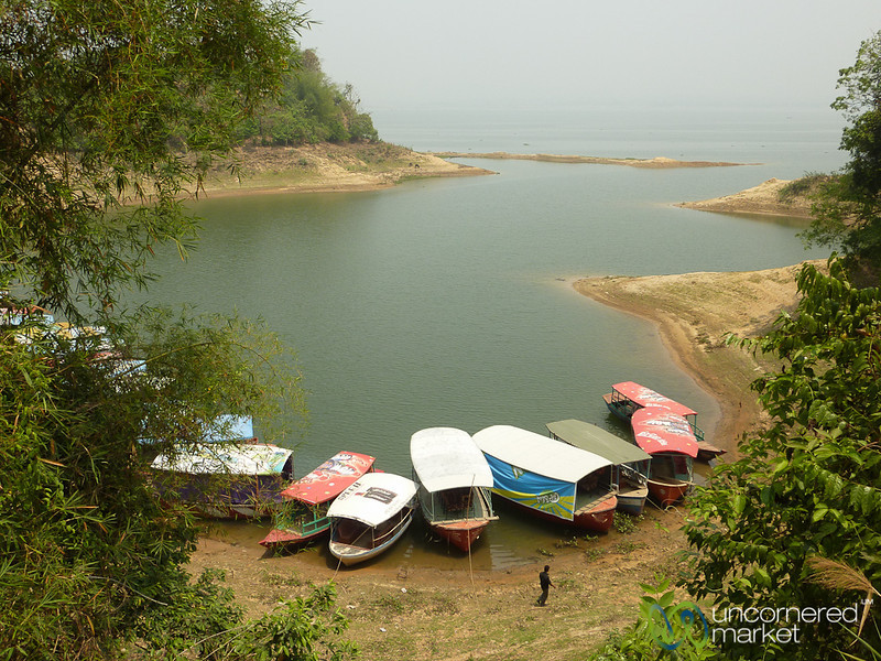 Boats at the Lake - Rangamati, Bangladesh