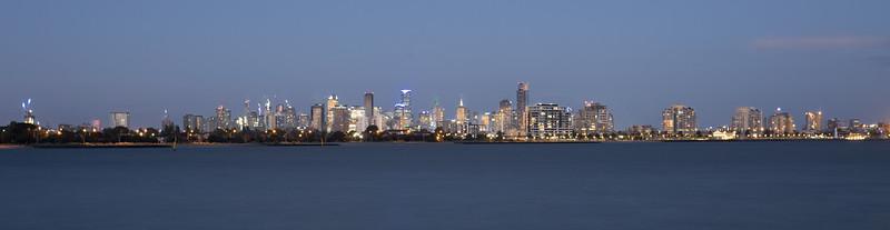 Port Melbourne - Night Shots