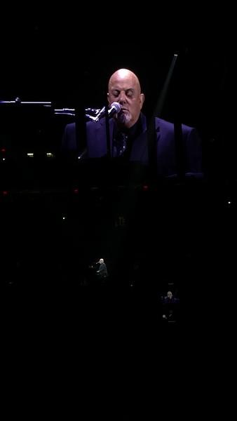 Tiny Dancer- Billy Joel impression.MOV