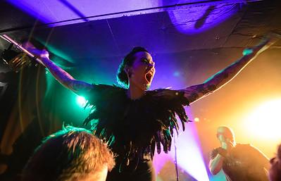 Evig Natt Record release at Flytten Pub
