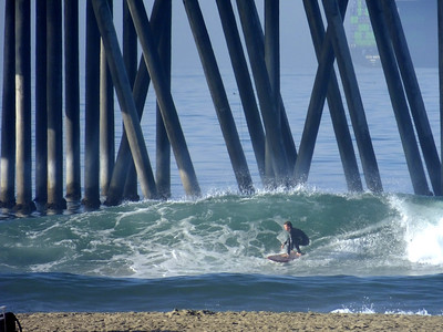 10/4/21 * DAILY SURFING PHOTOS * H.B.PIER