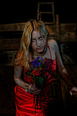 Red Dress Zombies