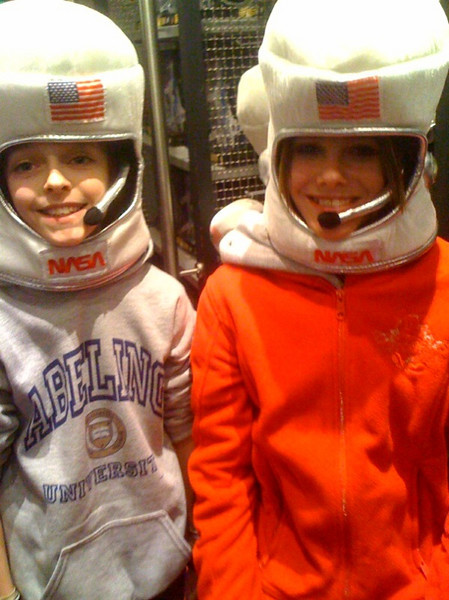 Abeling Space Cadets