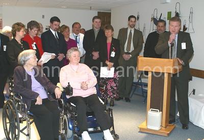 Masonicare - Awards Event  - March 7, 2004