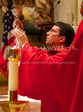 St. Mary's 60th Annual Red Mass 2012 - Service