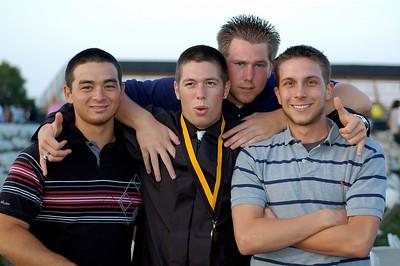 Roman's Graduation