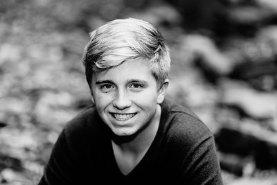 Jack's Senior Photos