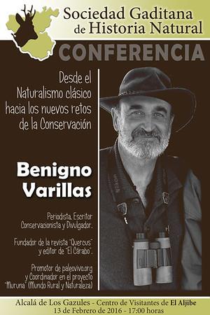 Conferencia Benigno Varillas