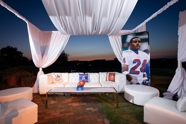 8.3 Ty Law FHOF Enshrinment Party