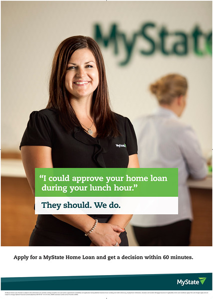 Tasmania's My State Bank Campaign