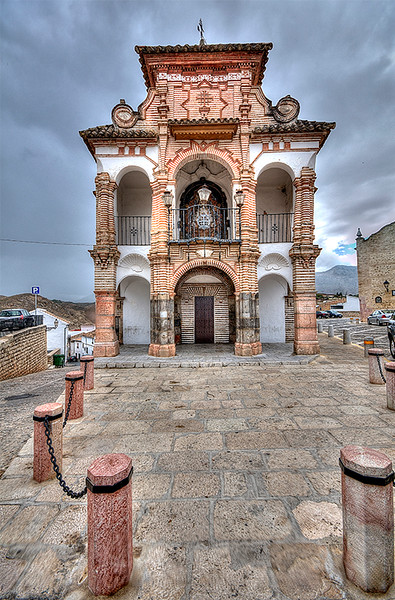 Old Church Antequera